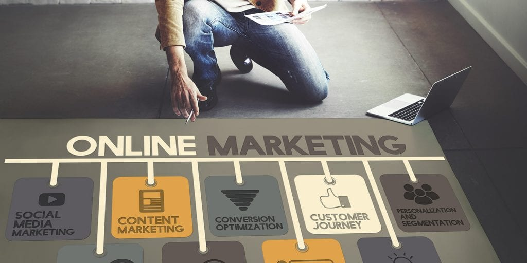 Digital Marketing. A complete guide to understand and apply to your business.