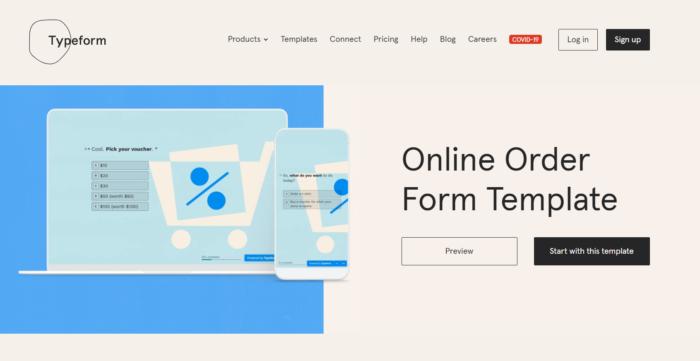 Digital Marketing Tools - Typeform
