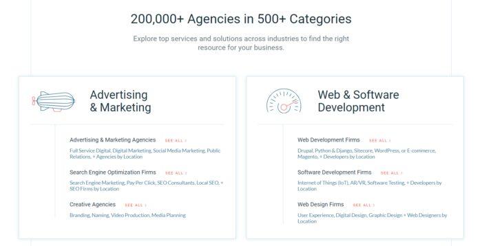 Best Digital Marketing Agency Sydney Clutch